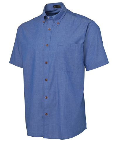 4ICS JB's S/SLEEVE INDIGO SHIRT