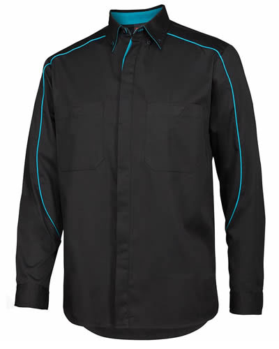 4MLI PODIUM L/S INDUSTRY SHIRT