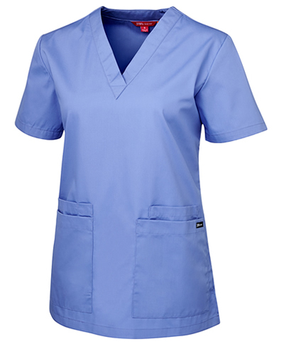 4SRT1 JB\'s LADIES SCRUBS TOP